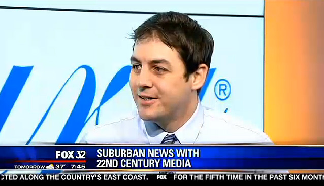 Joe Coughlin - 22nd Century Media
